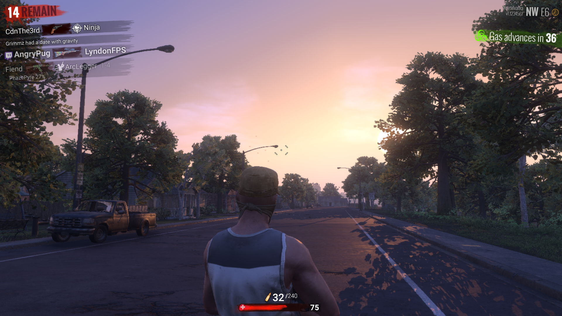 August 25 New Ui Map And More H1z1 Battle Royale Auto Royale