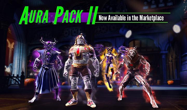 Aura Pack II + Spooky Bites