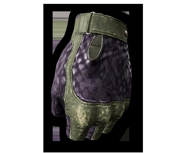 Arachnid Fingerless Gloves