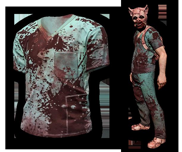 Code Blue Scrubs Shirt