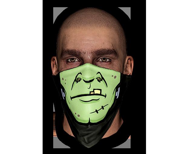 Frank Face Bandana