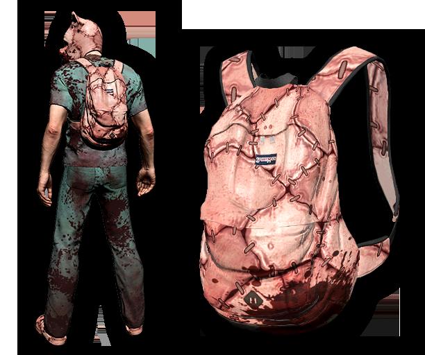 Frankenswine Backpack