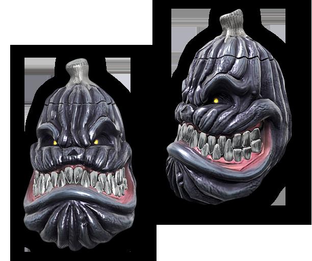 Full Metal Pumpkin Mask