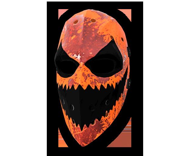 Haunted Hockey Mask