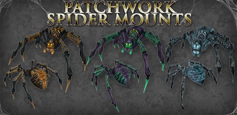 Spider Mounts