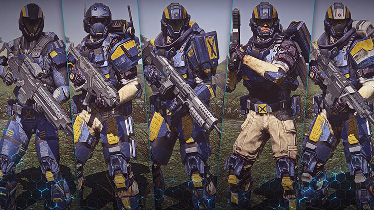 Sigma Armor