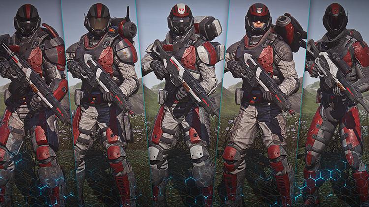 Havoc Armor