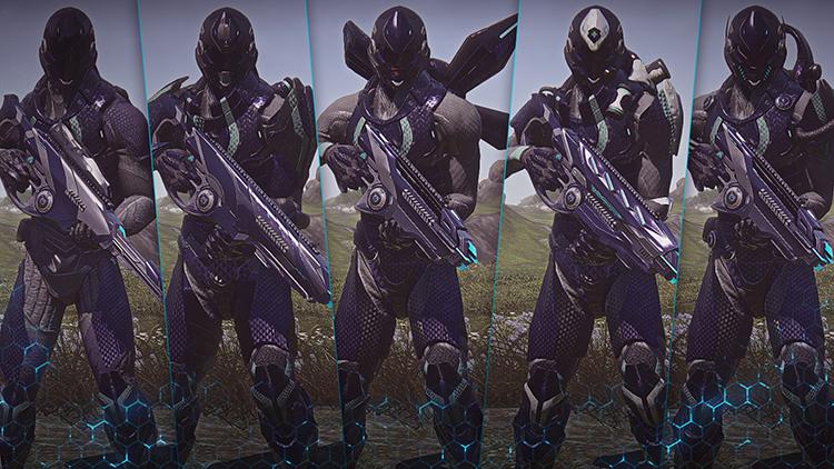 Darkstar Armor