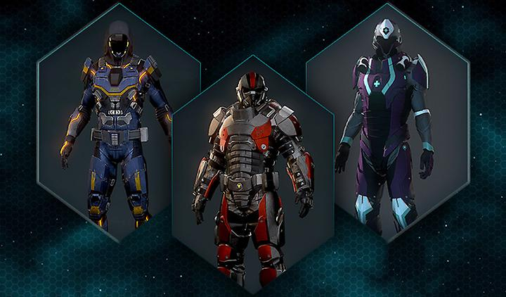 planetside 2 news new infantry armor sets