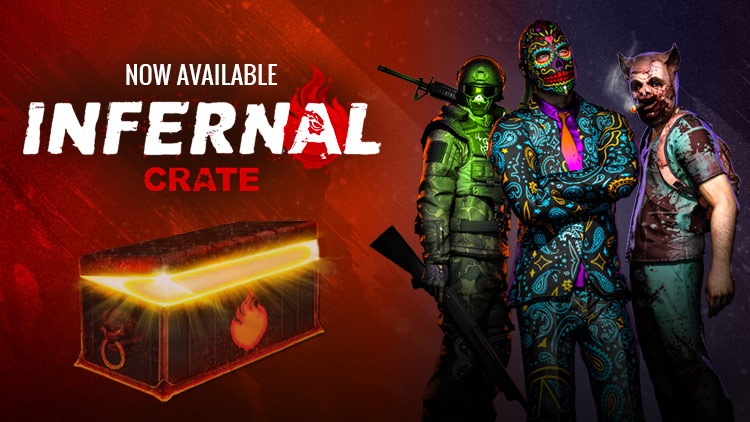 Infernal Crate Update