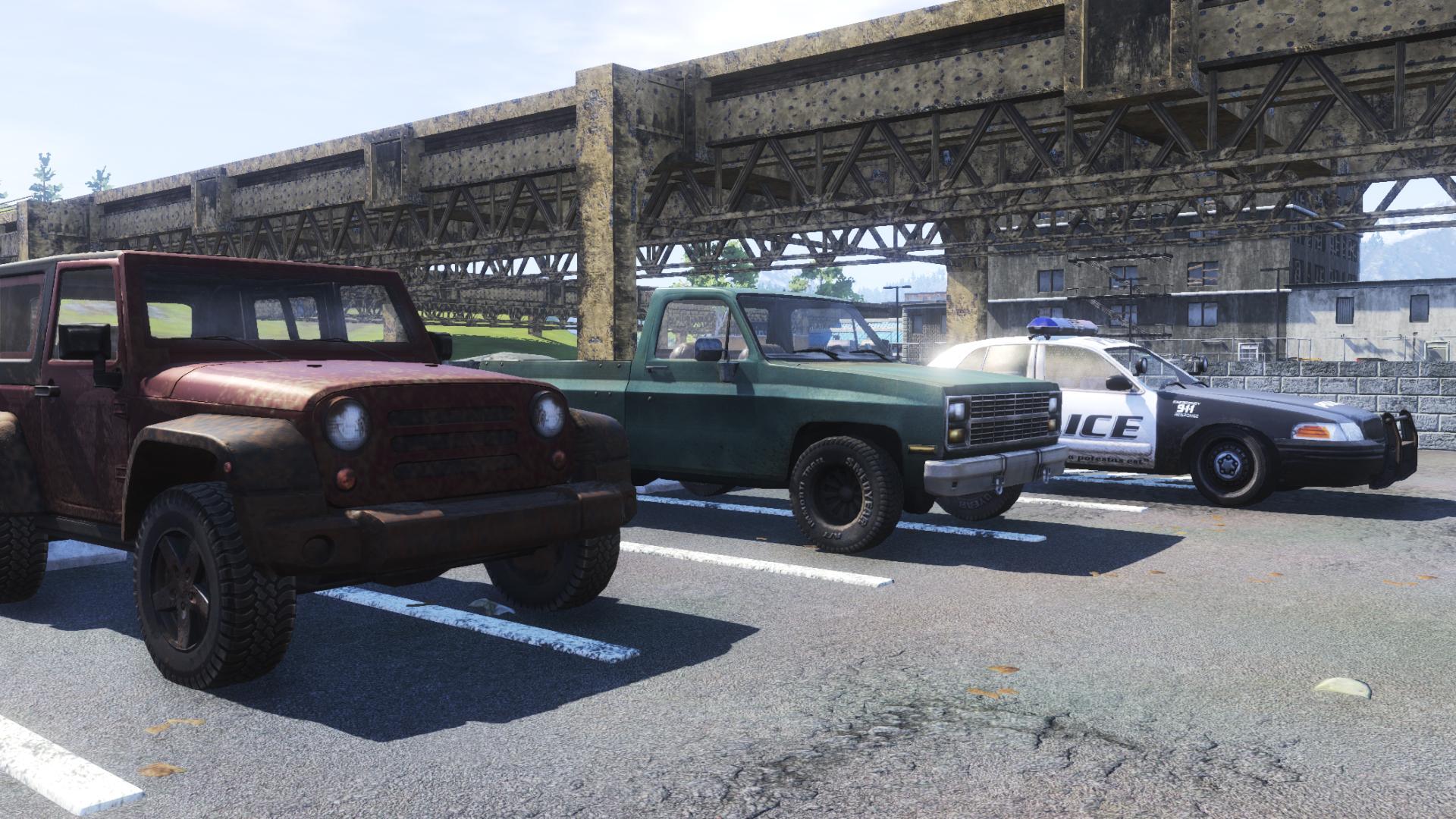 Vehicle Update
