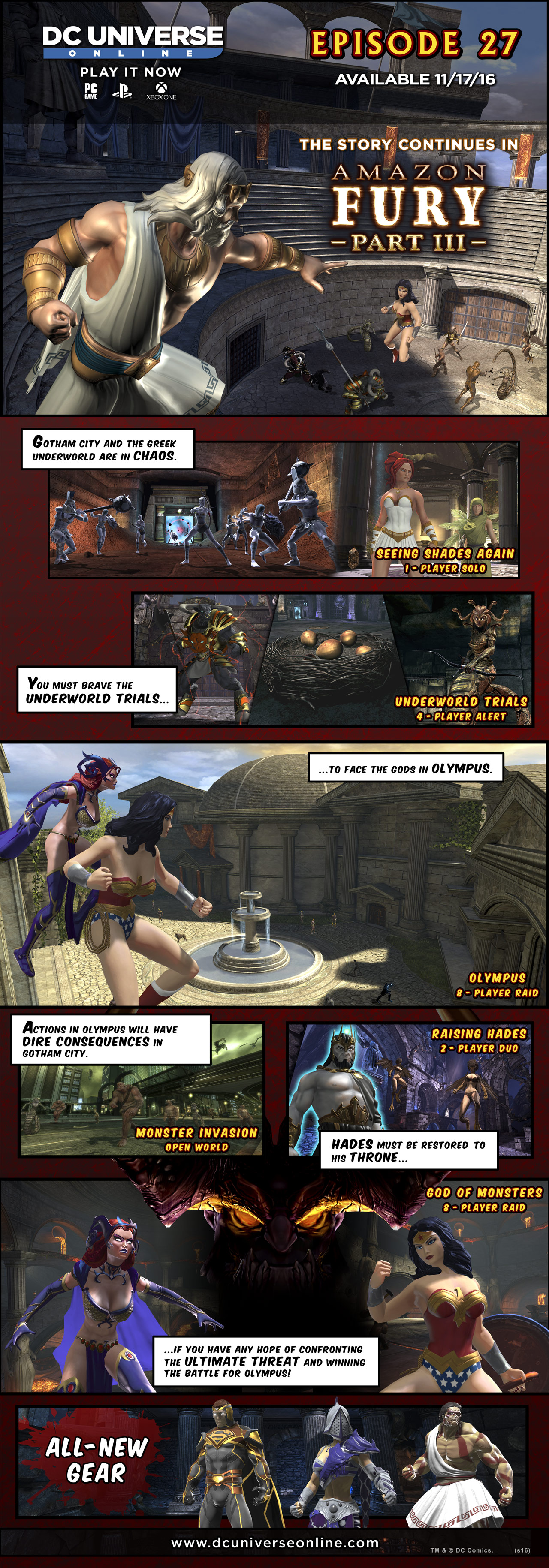 Amazon Fury III
