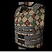 Brown Argyle Body Armor