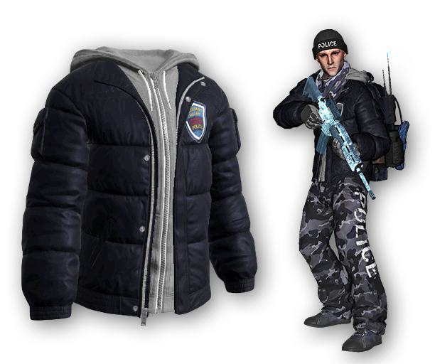 Enforcer Puffy Jacket