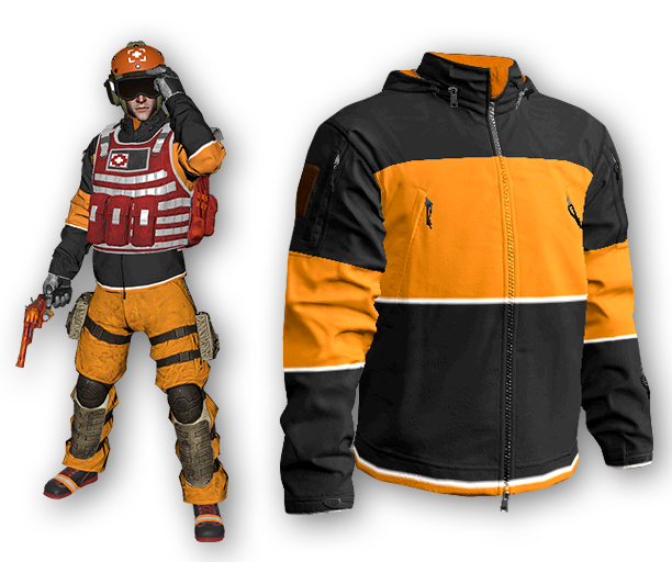 First Responder Tactical Jacket