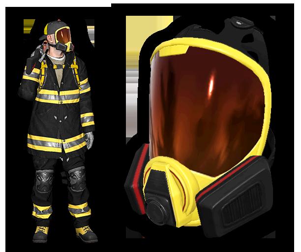 Four Alarm Respirator
