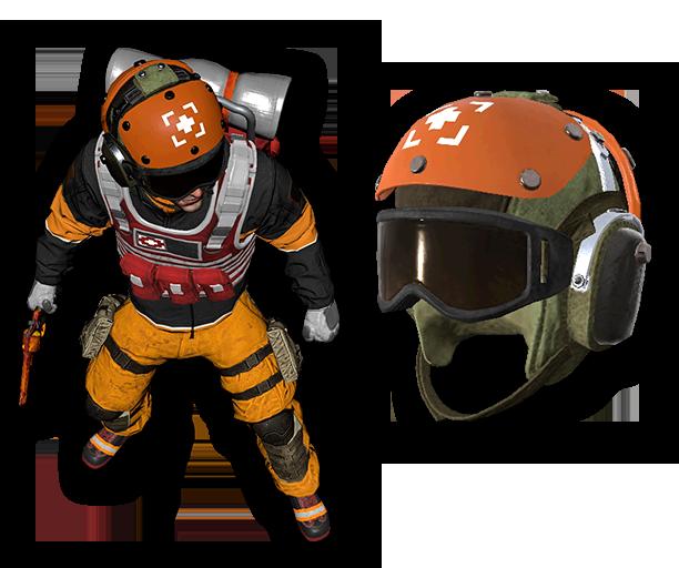 First Responder Aviator Helmet
