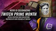 Have Twitch Prime? Get Your Exclusive Skins!