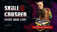 NEW EVENT: Crush Skulls, Win Crates!