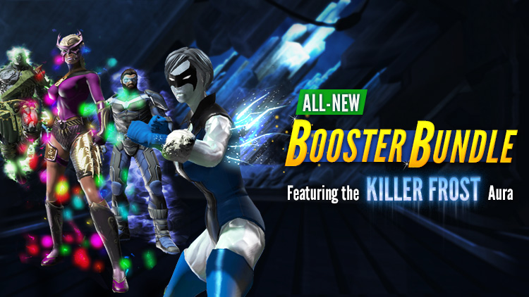 NEW Booster Bundle Available Now