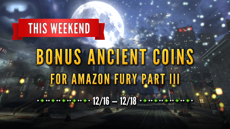 Booster Bundle Auras and Bonus Ancient Coin Weekend!