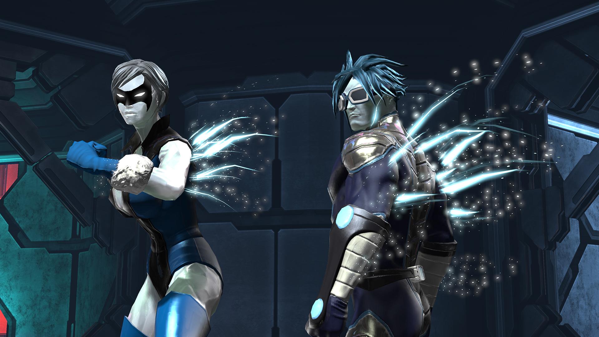 Killer Frost Aura