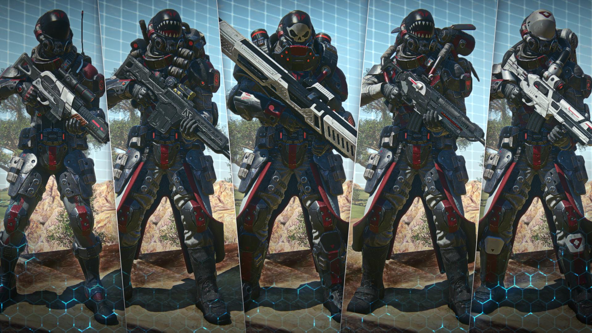 AVA Armor
