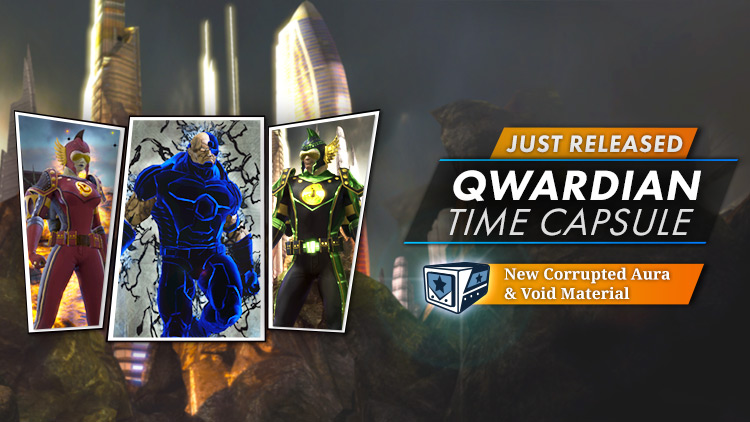 New Qwardian Time Capsule!
