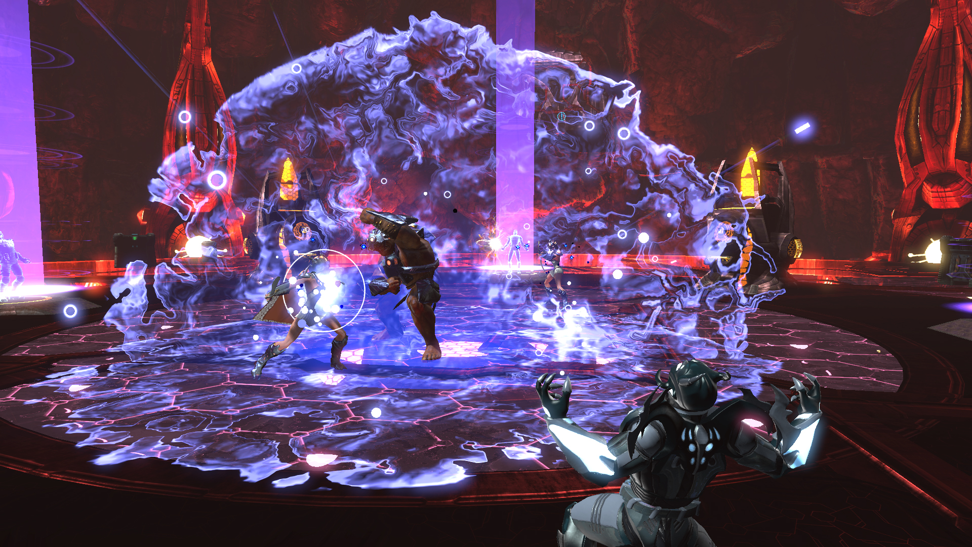 dc universe online most powerful class