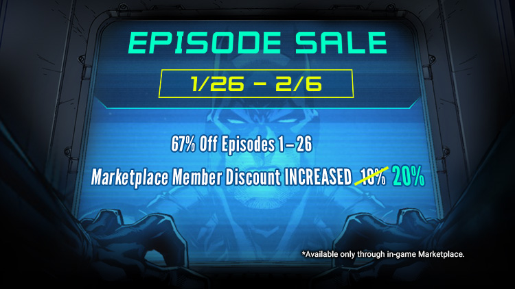 Save BIG on Your Favorite Episodes!