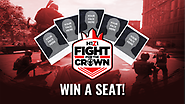 Fight for the Spot: Enter to Win A Tournament Seat!