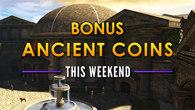 Bonus Ancient Coins Weekend!