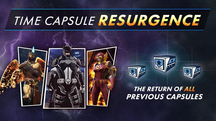Time Capsule Resurgence!