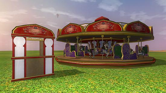 Bristlebane Day - Carousel
