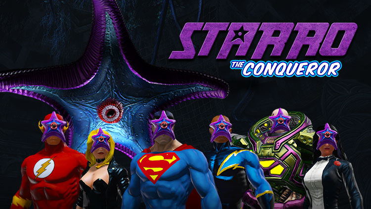 Now Available: Starro the Conqueror!