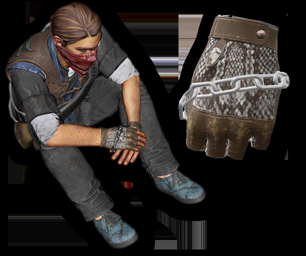 Cutthroat Brawler Gloves