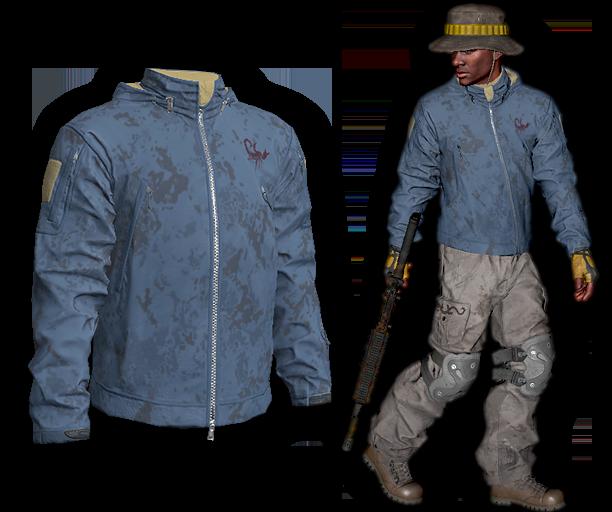 Frigate Tactical Jacket