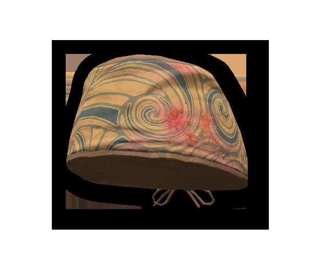 Funky Surgeon's Scrub Cap