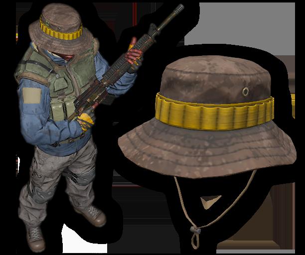 Jungle Merc Boonie Hat