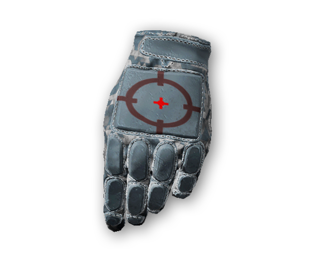 Marksman's Padded Gloves