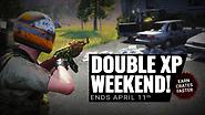 EXTENDED: Enjoy Double XP This Weekend!