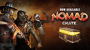 Get a FREE Unlocked Nomad Crate This Weekend!