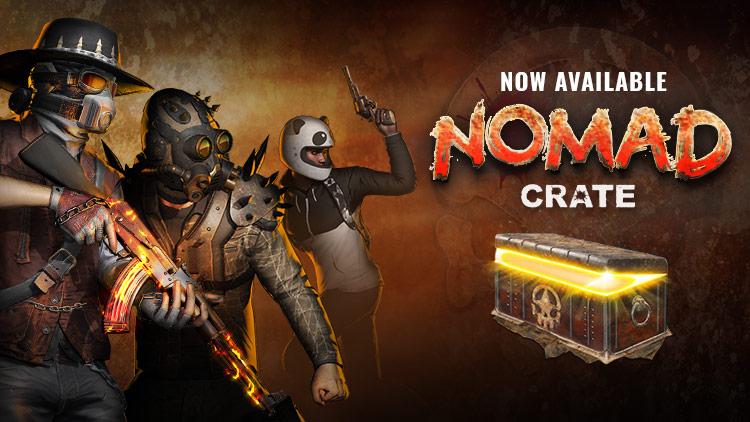 Free Unlocked Nomad Crate