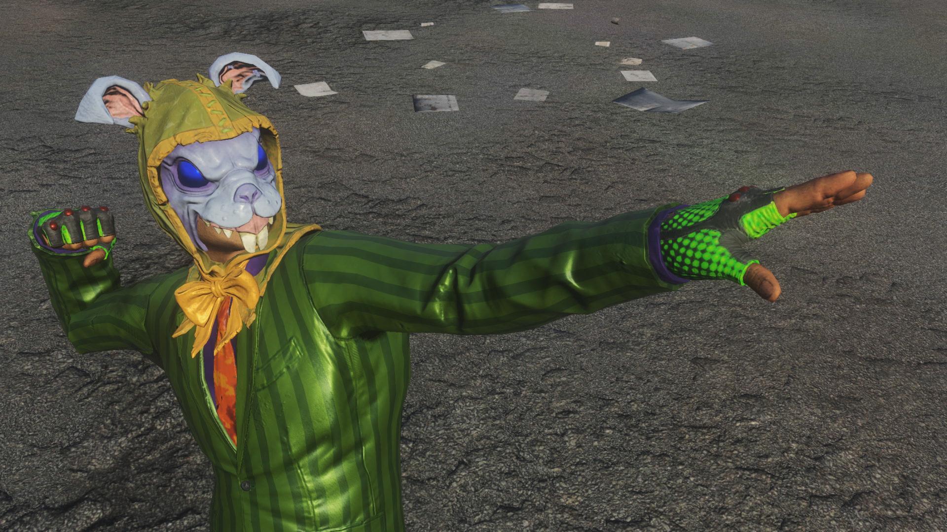 Play a Match, Win a Mask!