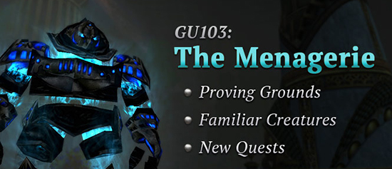 GU103: The Menagerie