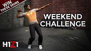 Weekend Challenge - Get Top 10, Earn Rewards!