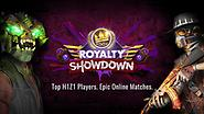 How to Participate in the Royalty Showdown