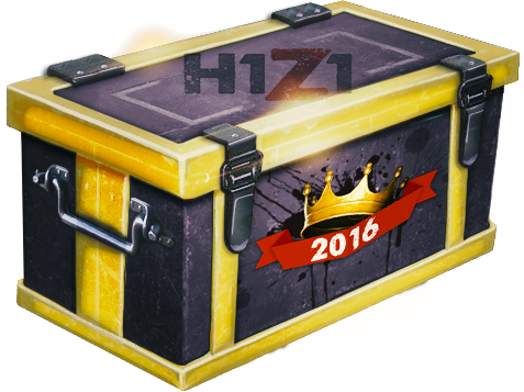 how to open showdown crate h1z1