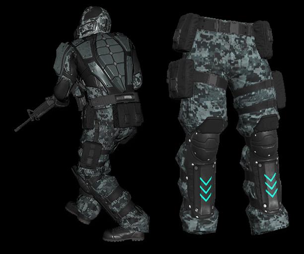 Infiltrator Military Pants
