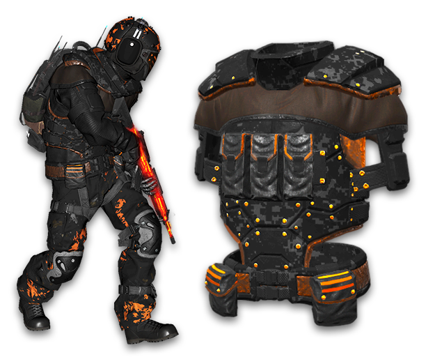 Nemesis Tactical Body Armor